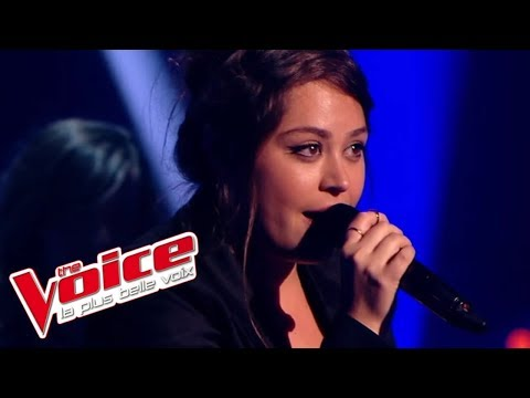 Stromae – Carmen | Sharon Laloum | The Voice France 2015 | Épreuve Ultime