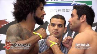 Samurai MMA Pro 2011: Complete and Unedited Weigh-ins