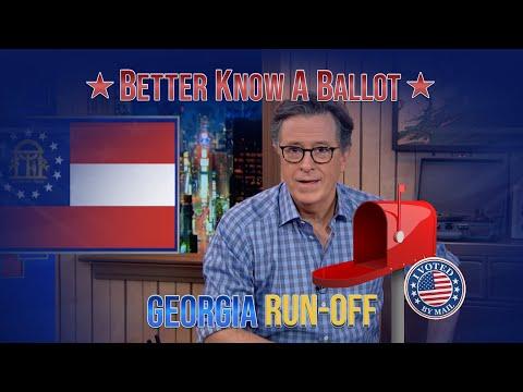 Better Know A Runoff: Georgia Senate Edition