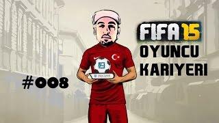 Oyuncu Kariyeri Fifa 15 | 8.Bölüm | Ingilterede bir Cilgin Türk esiyor