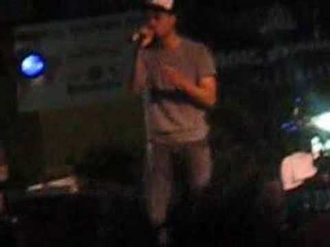 Bilal Live Performance, Love Poems, 6.5.08