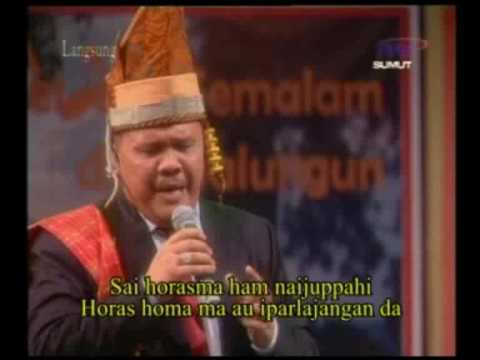 Dolok Simarjarunjung - Simalungun Song