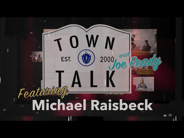 Town Talk featuring Michael Raisbeck - March 25, 2019