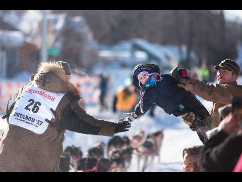 2017 Iditarod Ceremonial Start