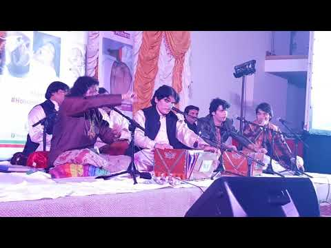 Dam Mast Qalandar - Faiz Ali Faiz - Must Watch Glasgow 2017
