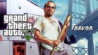 GTA 5 | Funny Trevor Moments