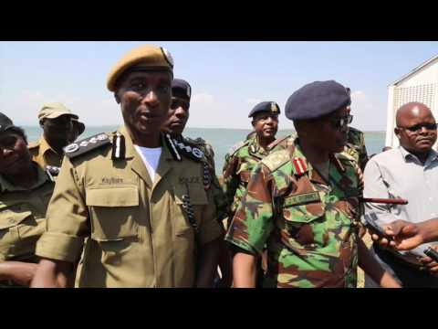 Joint Kenya and Uganda Security Initiative on Migingo Island
