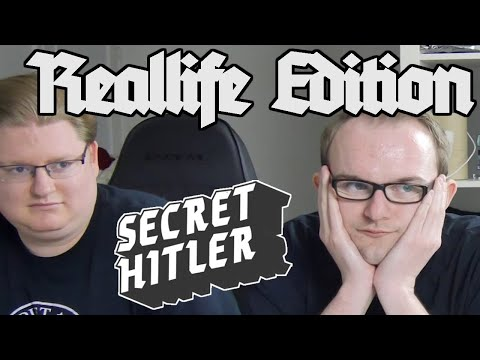 EIN FEHLER MIT FOLGEN 🎮 Secret Hitler #42 (Reallife Edition)
