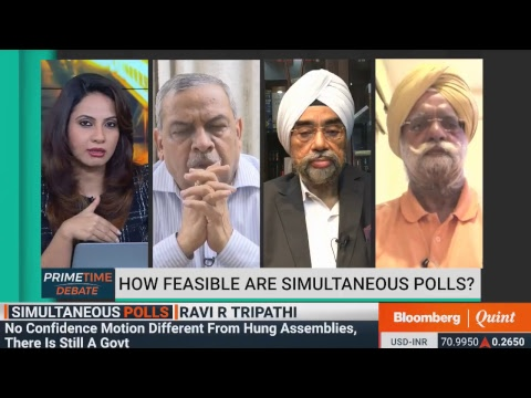 Primetime Debate: Are Simultaneous Polls A Feasible Option?