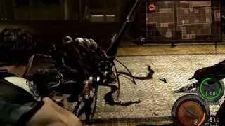 Resident Evil 5 Game Over