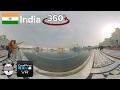 360° GoPro Omni VR: The Golden Temple | Amritsar, India