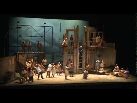 Cape Town Opera: Porgy & Bess - Festival Theatre 15 & 16 June 2012