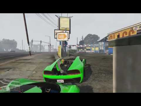 Mode Menu Gta 5 Xbox One 1 37