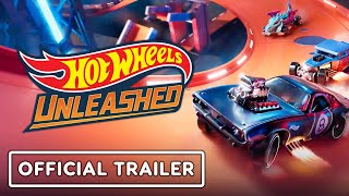 Hot Wheels Unleashed - Official Skyscraper Gameplay Trailer