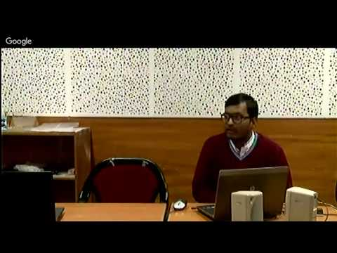 Smart Grid & Renewable Energy Resources || Day 5 || 22nd Jan 2016