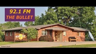 """FM 92 1 """"THE BULLET""""   Radio Interview with Prolook Studio"""