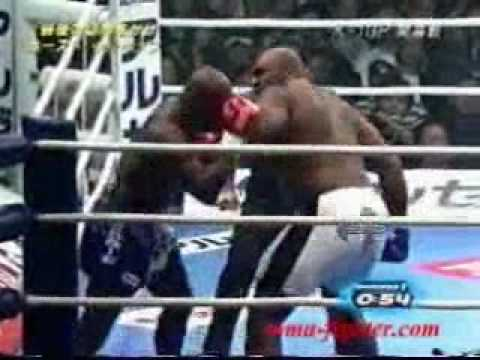 Mike Tyson VS Bob Sapp Best Promo Video - YouTube