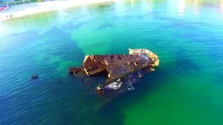 Shipwreck near Ravda / Потънал кораб край Равда