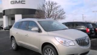 2015 Buick Enclave Fishers IN 46038 B5181