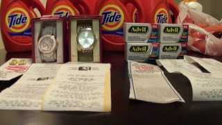 Couponing at Target 9/30--FREE WATCHES and MM ADVIL GIFT CARD DEAL!! Thumbnail