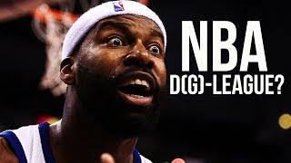 7 Players Who Attempted an NBA Comeback via the D-league