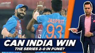 Can INDIA win the SERIES 2-0?   #AakashVani   IND vs SL 3rd T20I Preview
