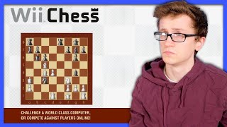 Wii Chess | It Exists! - Scott The Woz