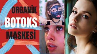Botoks Etkisi Yaratan Organik Maskenin Tarifini Açıklıyoruz