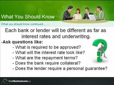 Working Capital Loan   Learn What You Need to Know