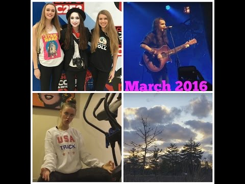 March 2016Montage Video Per Day