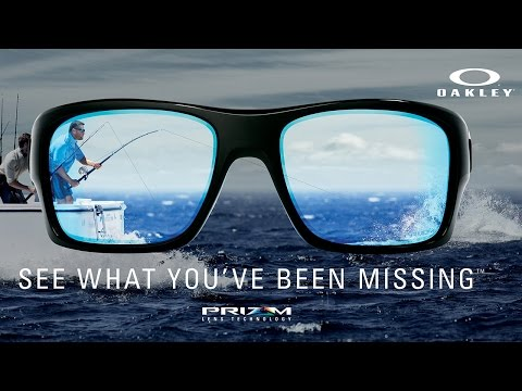 Oakley Prizm Deep Water Lenses: See What You've Been Missing