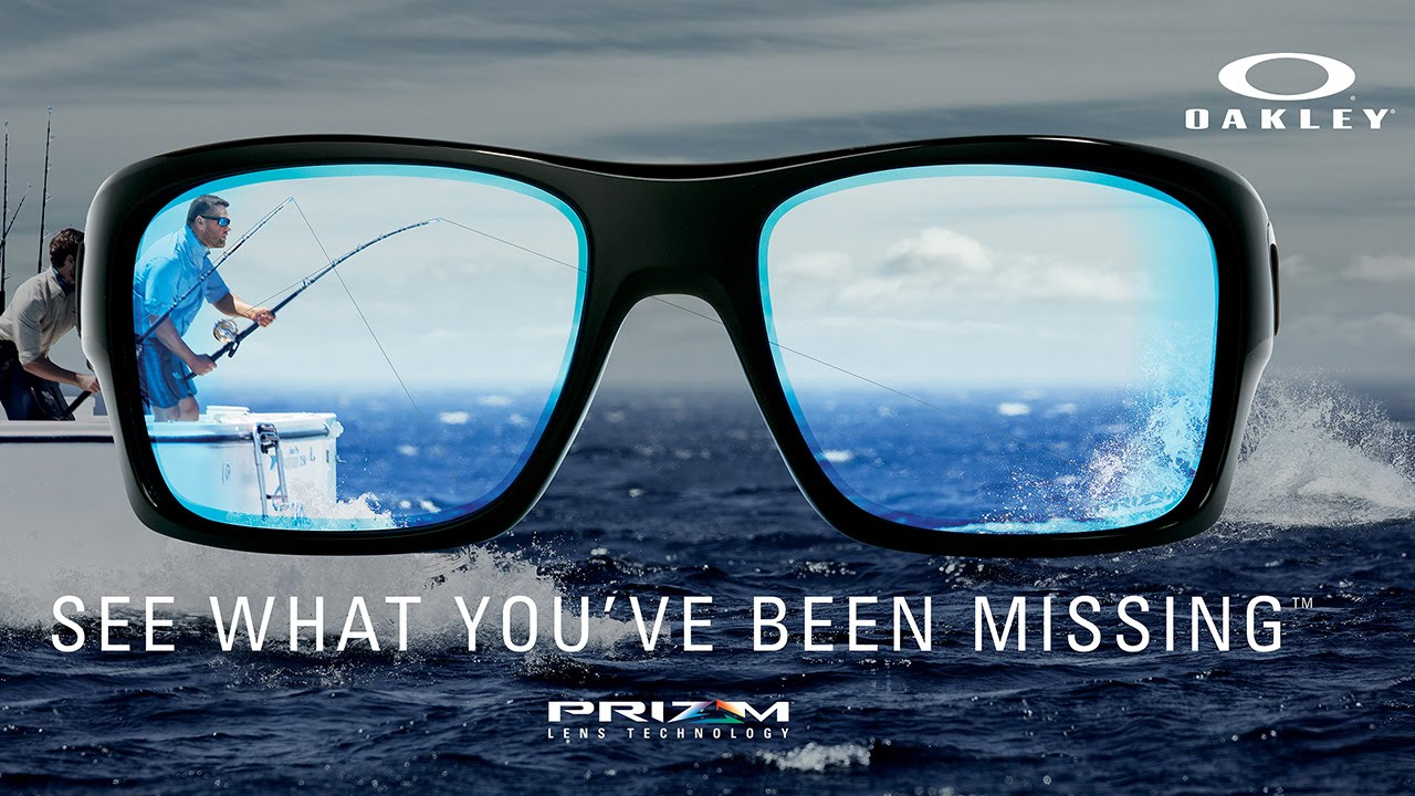 bfd2eeac037 Oakley Prizm Deep Water Lenses  See What You ve Been Missing - YouTube