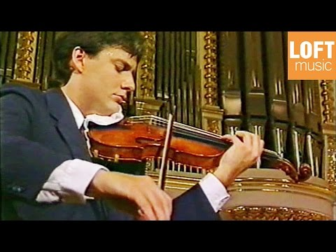 Mozart - Violin Concerto No. 3 in G major, K. 216 (Kurt Nikkanen)