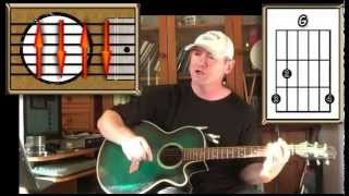 Can't Take My Eyes Off You (Acoustic Guitar Lesson and Chord)