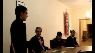 Gonnostramatza - Visita  del Prefetto di Oristano(2di3)