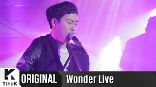 WONDER LIVE(원더라이브): 장범준(Jang Beom June) _ 빗속으로, 그녀가 곁에 없다면, 벚꽃엔딩, 꽃송이가 외 5곡 Full ver. [SUB]