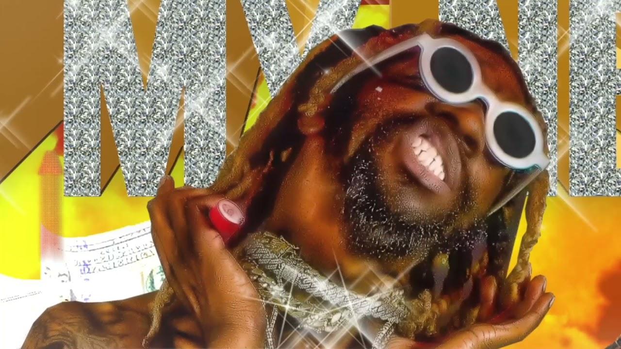 Ricky Blaze - On My Neck (Lyric Video)