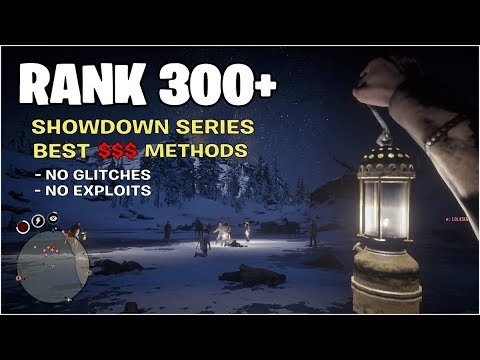 RANK 344 RED DEAD REDEMPTION 2 ONLINE // UPDATE FEB 26TH // PVP SHOWDOWN SERIES thumbnail
