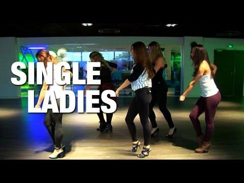 fitness master class chor graphie single ladies danser comme beyonc youtube. Black Bedroom Furniture Sets. Home Design Ideas