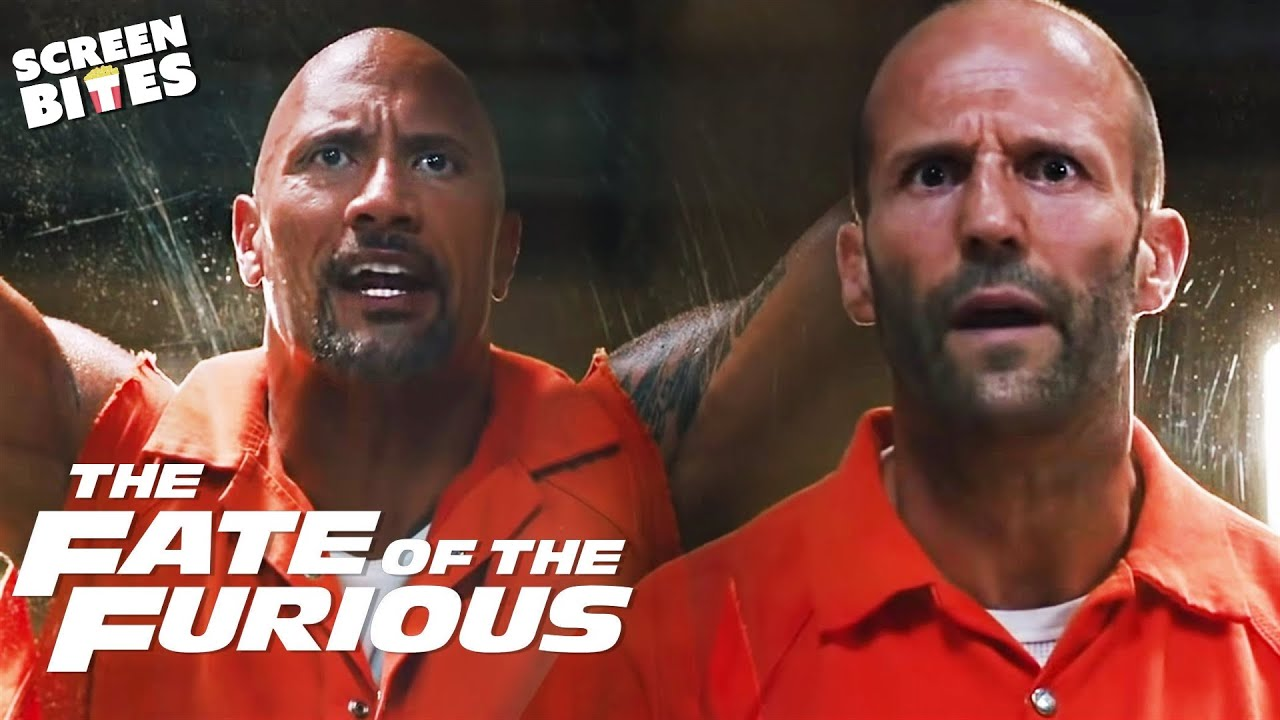Download 'I Will Beat Your Ass Like A Cherokee Drum'' | The Fate Of The Furious | Screen Bites