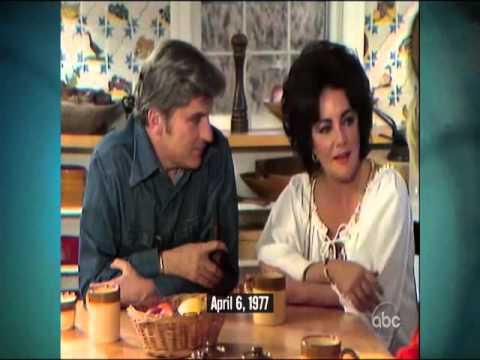 Elizabeth Taylor interview Barbara Walters 1977