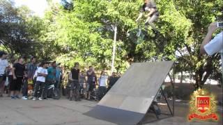1° CAMPEONATO DE BMX STREET DE PATOS DE MINAS - MOCAMBO