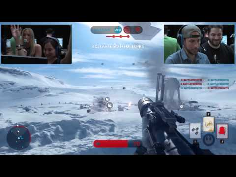 Nerd HQ 2015: Star Wars Battlefront Livestream