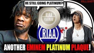 Eminem's Killshot Goes Platinum!?