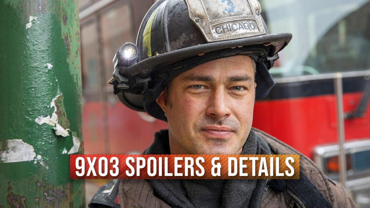 "Download Chicago Fire 9x03 ""Smash Therapy"" Spoilers & Details Season 9 Episode 3 Sneak Peek"