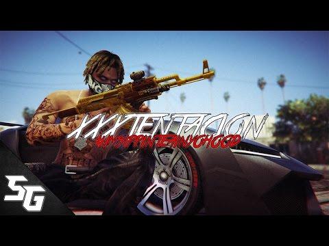 XXXTENTACION - #ImSippinTeaInYoHood (MUSIC VIDEO)