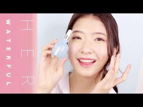 【韓國MIZON】玻尿酸100保濕精華安瓶30ml | 使用示範