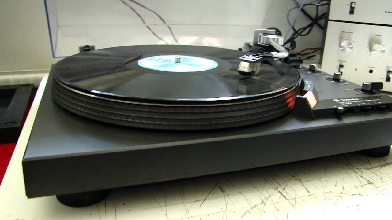technics sl-1900 test