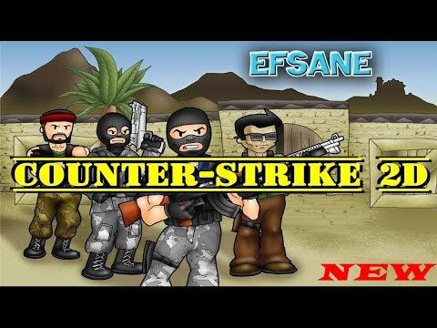 Counter Strike 2D (Nostalji Oyunlar) TÜRKÇE