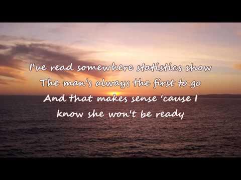 Brad Paisley - Waitin' On A Woman (5th Gear version)[with lyrics]